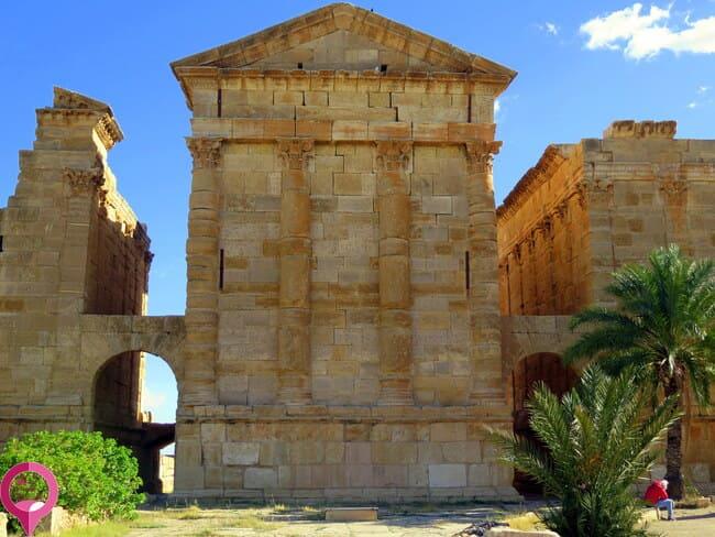 ciudad romana de Sufétula