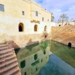 Las piscinas romanas de Gafsa