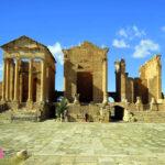 Las Ruinas Romanas de Sbeitla: los templos capitolinos