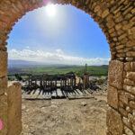 Las Ruinas de Dougga, la ciudad romana con trazado magrebí