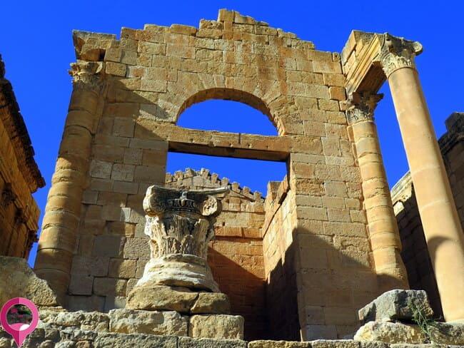 Las mejores ruinas romanas de Túnez