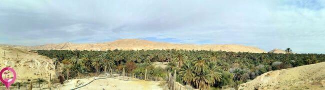 Oasis de Montaña en Túnez