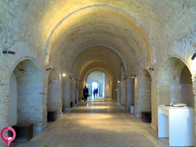 Guía del Museo Nacional del Bardo en Túnez