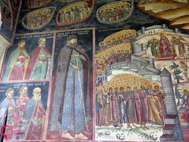 Iglesia de los santos emperadores Constantin y Helena
