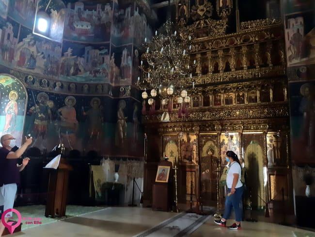 Por qué visitar el Monasterio de Horezu