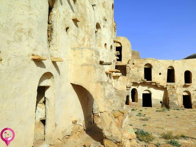 Localizaciones del cine en Túnez