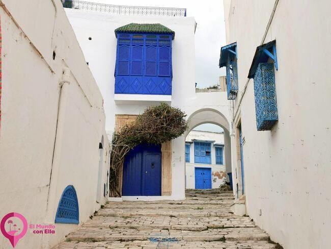 Los pueblos con más encantos de Túnez
