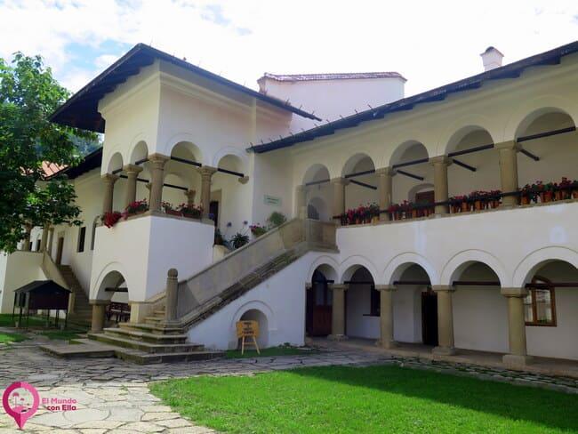 El Mayor Monasterio de Rumanía