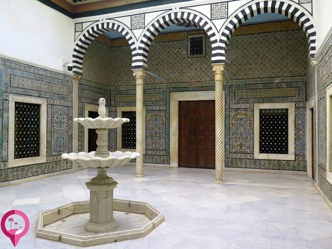 المتحف الوطني بباردو