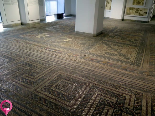 La colección de mosaicos romanos más grandes del mundo