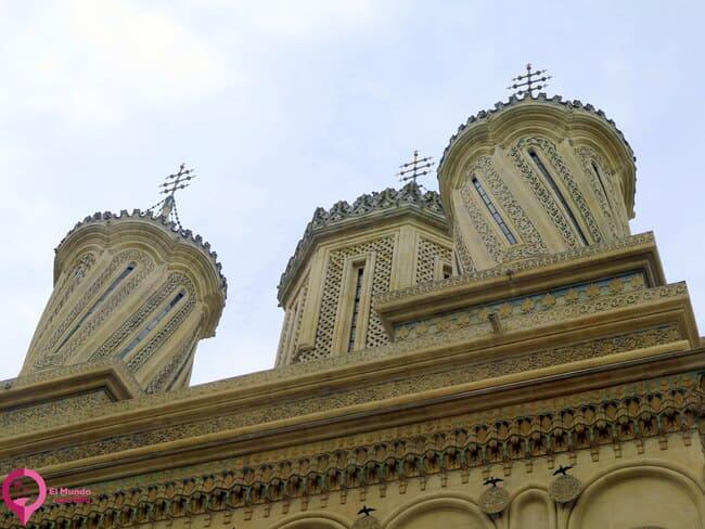 Monumento Historico de Rumanía
