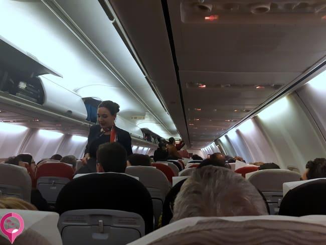 Compañías aéreas Túnez