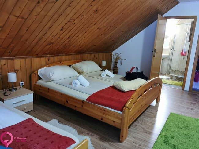 Dónde dormir en Rumanía