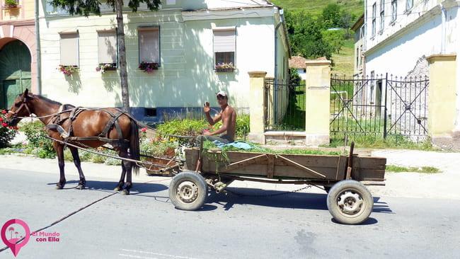 Cómo se conduce en Rumanía
