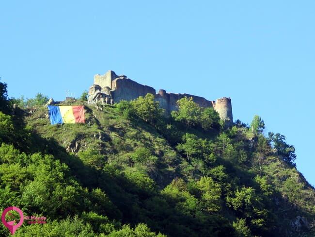 El verdadero castillo de Drácula