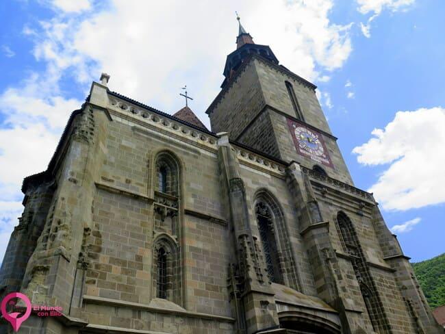 Iglesias góticas en el Este de Europa