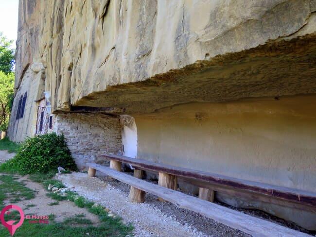 Monasterios Rupestres de Rumanía
