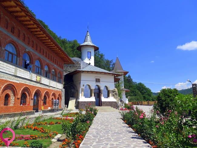 Los mejores monasterio rupestres de Rumanía