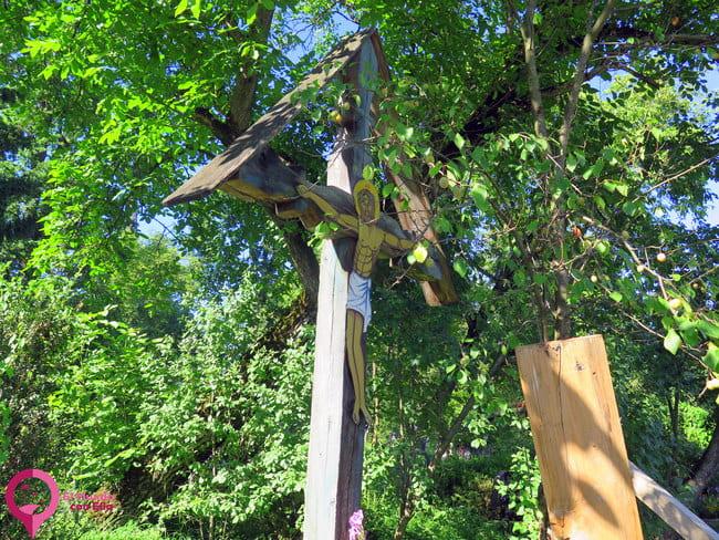 La Tradición de las cruces en Rumanía