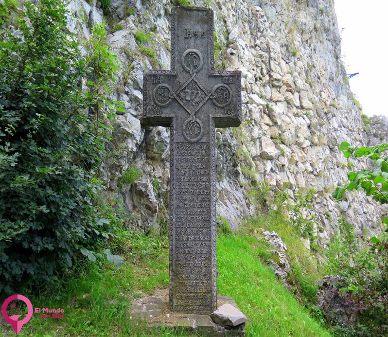 Rumanía y la tradición de las cruces
