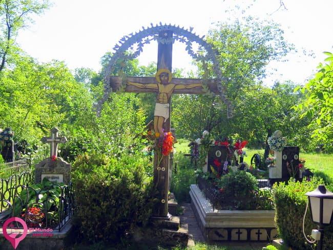 Cementerios de Rumanía