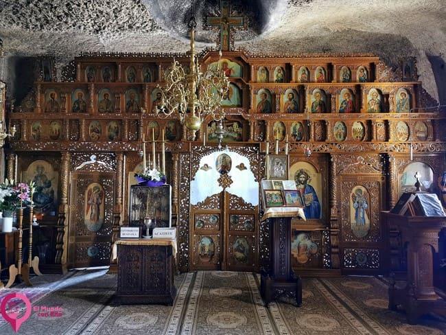 Icono milagroso pintado por San Lucas evangelista
