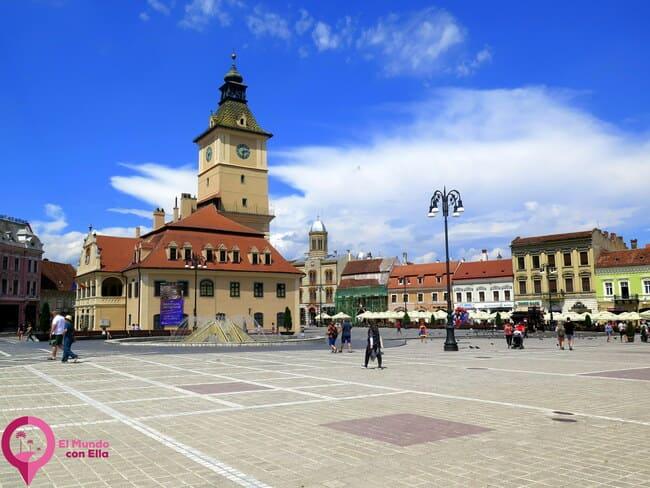 Centro de Brasov