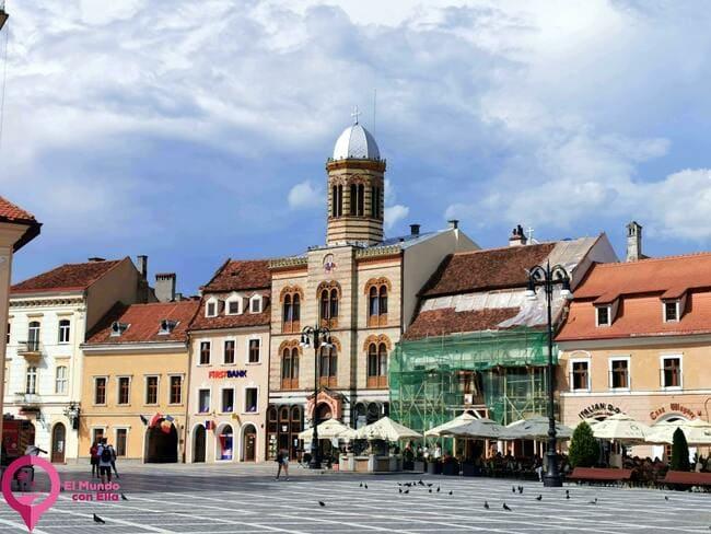 Las ciudades más bonitas de Rumanía