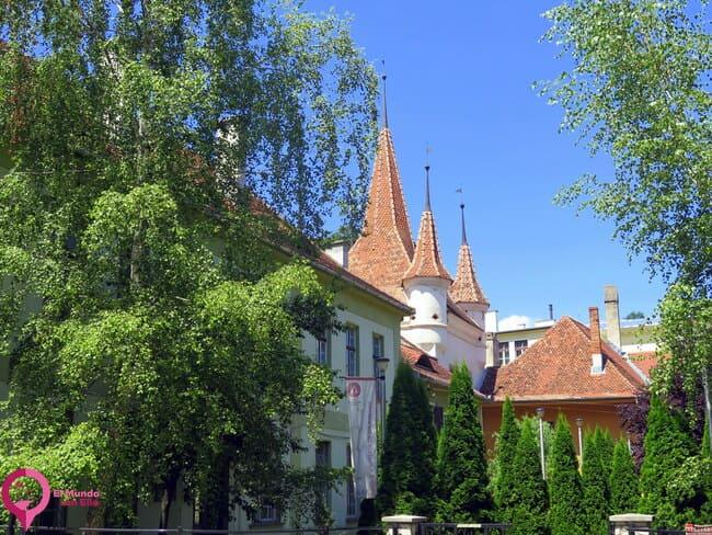 Principales lugares de interés en Brasov