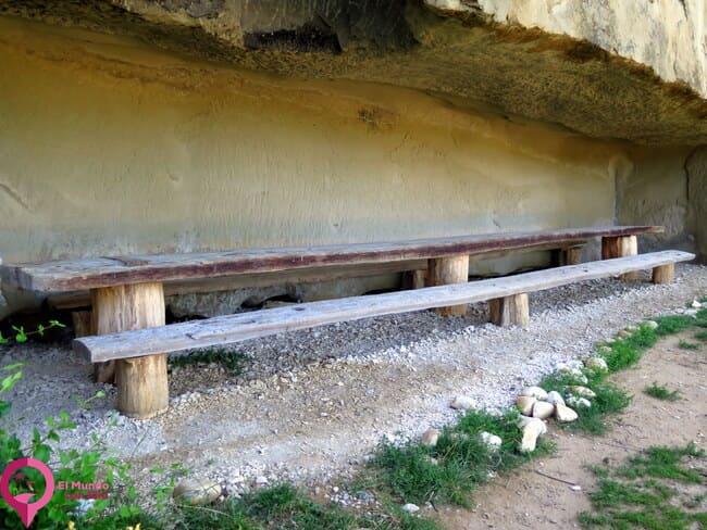 Estructura del Monasterio Corbii de Piatra