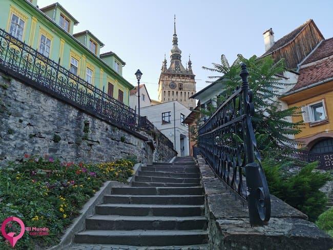 La ciudad natal de Vlad Tepes