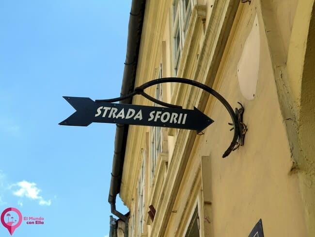 El Lugar más turístico de Brasov