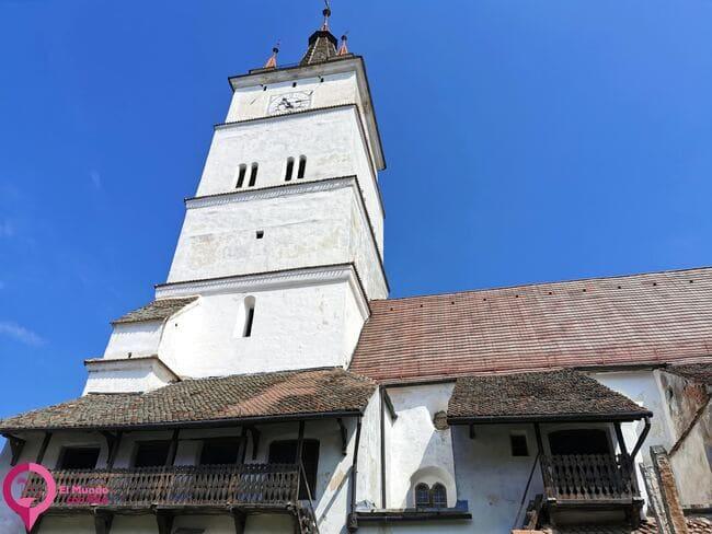 Las mejores Iglesias Fortificadas de Europa