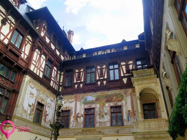 Los castillos más bellos de Rumanía