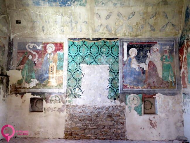 Iglesias Fortificadas Protestantes en Rumanía