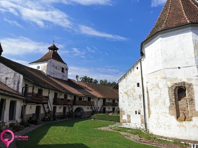 Iglesias Fortificadas de Transilvania