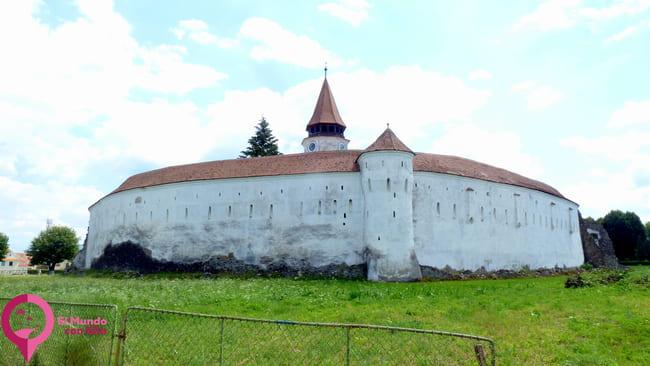 Iglesias Fortificadas Patrimonio de la Humanidad en Rumanía