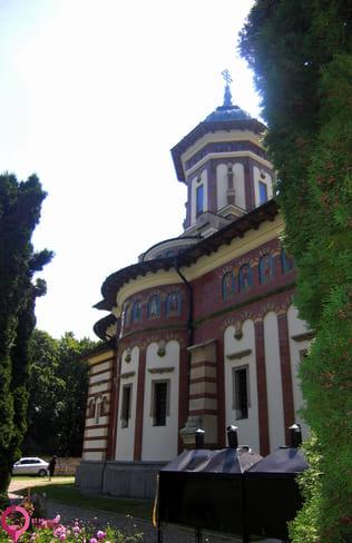 Objetos reales del Monasterio de Sinaia