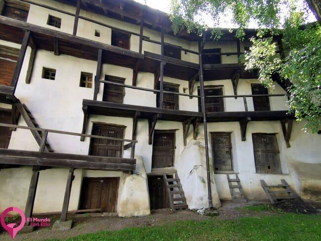 Patrimonio de la Humanidad en Rumanía