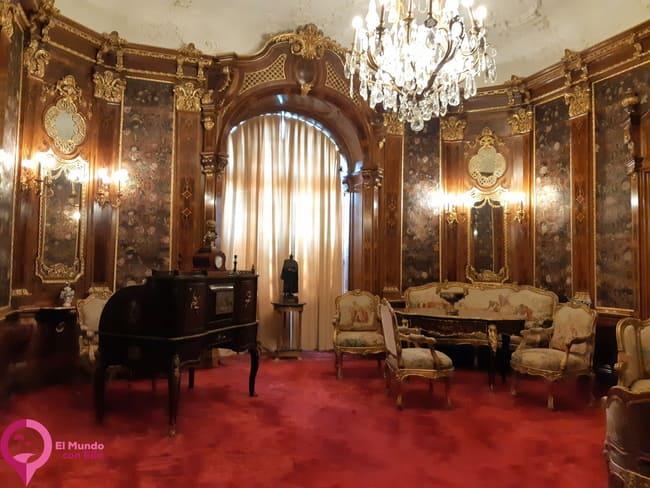 Primera residencia real de verano en Rumanía