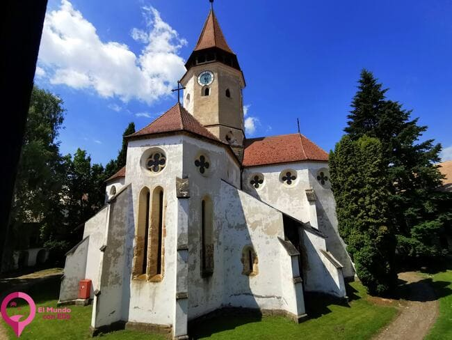 Iglesias Fortificadas cercanas a Brasov