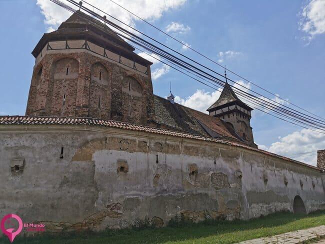 Visitar las Iglesias Fortificadas de Rumanía