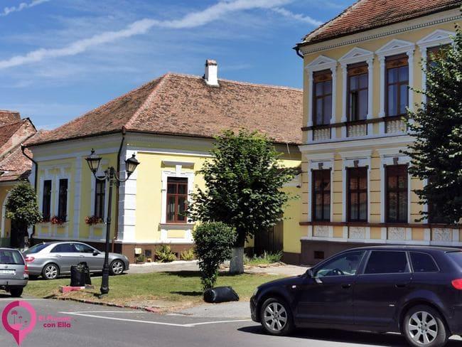 Calles del Centro Histórico de Medias