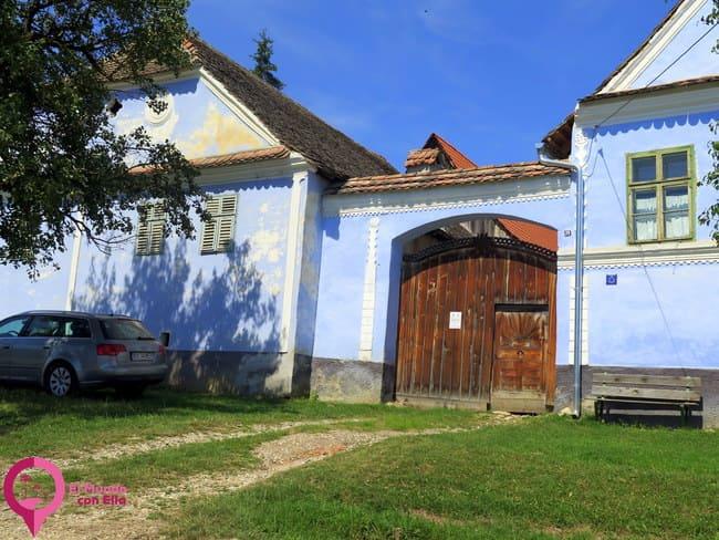 La aldea más popular de Transilvania