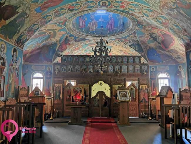 La Ermita más bella de Rumanía