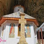 El Monasterio Pestera de la Cueva Ialomita