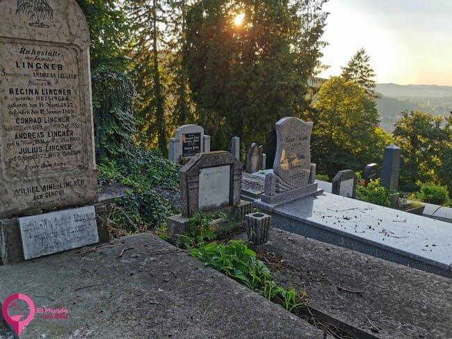 Cementerio Sajón en Transilvania