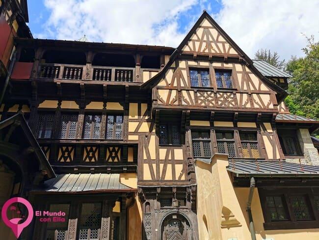 Residencia Real de los príncipes Ferdinand y Maria