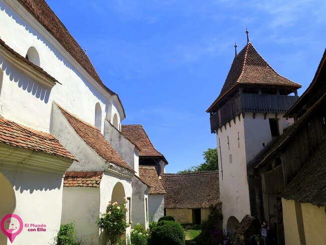Iglesia Evangélica Fortificada de Viscri