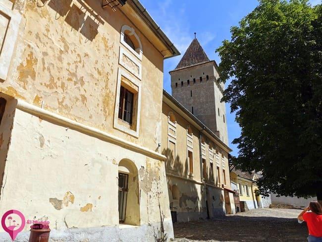 Iglesia de Sfânta Margareta en Medias